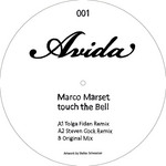 MARSET, Marco - Touch The Bell (Front Cover)