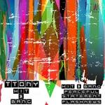 TTONY - Hit & Bang (Front Cover)