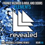 RIZARDO, Franky/ROUL & DOORS - Elements (Front Cover)