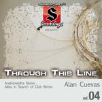 CUEVAS, Alan - Through This Line (Front Cover)