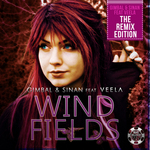 GIMBAL & SINAN feat VEELA - Windfields (remixes) (Front Cover)