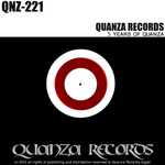 VARIOUS - 5 Years Of Quanza (Front Cover)