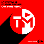 LOST WITNESS feat ADAM ZINDANI - Our Suns Rising (Front Cover)