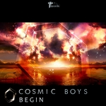 COSMIC BOYS - Begin (Front Cover)