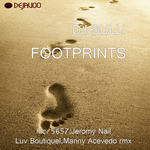 DJ SULLI - FootPrints (Front Cover)