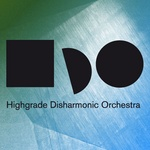 HIGHGRADE DISHARMONIC ORCHESTRA - Lazy Bugger EP (Front Cover)