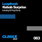 LOOPFRESH - Kebab Surprise (Front Cover)
