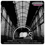 G ODYS - Suppoted Transient EP (Front Cover)