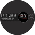 DAFT MINDS - Warehouse (Front Cover)