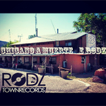 E RODZ - Chicano A Muerte (Front Cover)