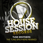 TUNE BROTHERS - Tune Brothers Remixed (Front Cover)