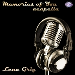 GRIG, Lena - Memories Of You (Front Cover)