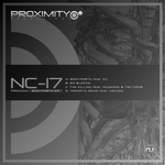 NC-17 - Bodyparts EP (Front Cover)