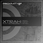 XTRAH - Law Of Proximity EP (Front Cover)