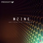 M-ZINE - Peristaltic / Riddance (Front Cover)