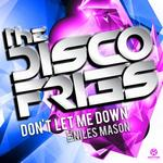 DISCO FRIES, The feat NILES MASON - Don't Let Me Down (remixes) (Front Cover)