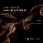 MAASS, Mike - Mindless Violence EP (Front Cover)