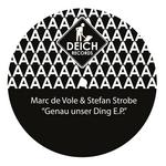 DE VOLE, Marc/STEFAN STROBE - Genau Unser Ding (Front Cover)