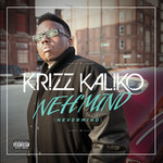 KRIZZ KALIKO - Neh'mind (Front Cover)