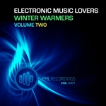 VARIOUS - Electronic Music Lovers: Winter Warmers Volume Two (Front Cover)