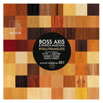 BOSS AXIS/PATRICK MUSCHIOL - Pitau (Front Cover)