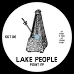 LAKE PEOPLE - Point EP (Front Cover)