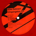 DEHNERT, Mike - Umgangston EP (Front Cover)
