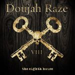 DOUJAH RAZE - The Eighth House (Front Cover)
