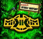 MIKKIM - Offbeat Rhapsody (Front Cover)