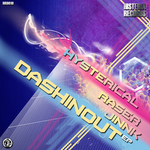 HYSTERICAL - Dashinout EP (Front Cover)