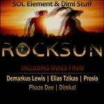 SOL ELEMENT/DIMI STUFF - Rocksun (Front Cover)