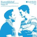 KRUMM & SCHIEF - Happy (Front Cover)