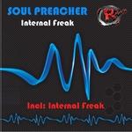 SOUL PREACHER - Internal Freak (Front Cover)
