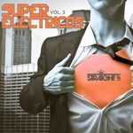 VARIOUS - Super Electricos Vol 3 (Front Cover)