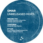 OMAR - Unreleased Mixes (Front Cover)