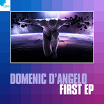 D'ANGELO, Domenic - First EP (Front Cover)