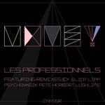 LES PROFESSIONNELS - Move! EP (Front Cover)