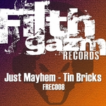 JUST MAYHEM - Tin Bricks (Front Cover)