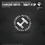 DAIMOND ROCKS - Shake It EP (Front Cover)