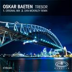 BAETEN, Oskar - Tresor (Front Cover)