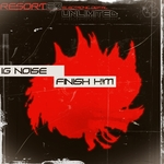 IG NOISE - Finish Him (Front Cover)