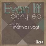 EVAN IFF - Glory EP (Front Cover)