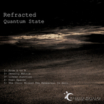 REFRACTED - Quantum State (Front Cover)