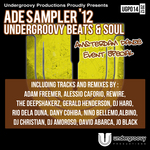 VARIOUS - Ade '12 Sampler Undergroovy Beats & Soul (Front Cover)