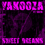 YAKOOZA feat SOFIA - Sweet Dreams 2013 (remixes) (Front Cover)