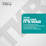 ANGY KORE - It's War (Front Cover)