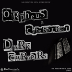 ORPHEUS/CYBERSTRUCT - Dark Corners (Front Cover)