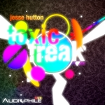 HUTTON, Jesse - Toxic Freak (Front Cover)