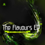 VARIOUS - The Flavours EP Vol 4 (Front Cover)