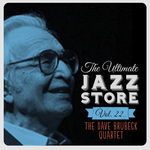 DAVE BRUBECK QUARTET, The - The Ultimate Jazz Store Vol 22 (Front Cover)